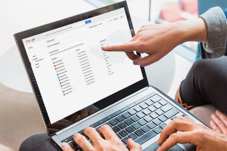 G Suite Data Migration